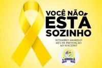 Dia Mundial de Combate ao Suicídio